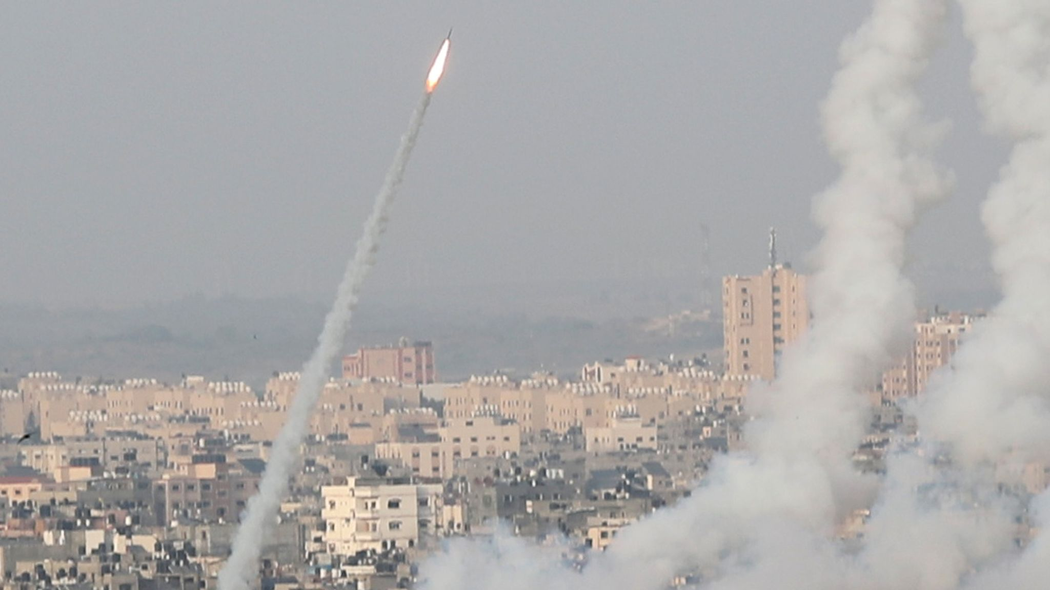 Terrorist Groups in Gaza Proudly Proclaim Iranian Sponsorship - The Foreign Desk | by Lisa Daftari